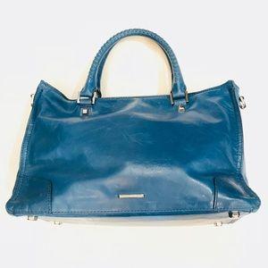 Rebecca Minkoff Turquoise Blue Satchel Purse